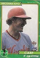 BBM ベースボールカード タイムトラベル 1979 05 ライトル 広島東洋カープ (レギュラーカード/1979年のプロ野球)