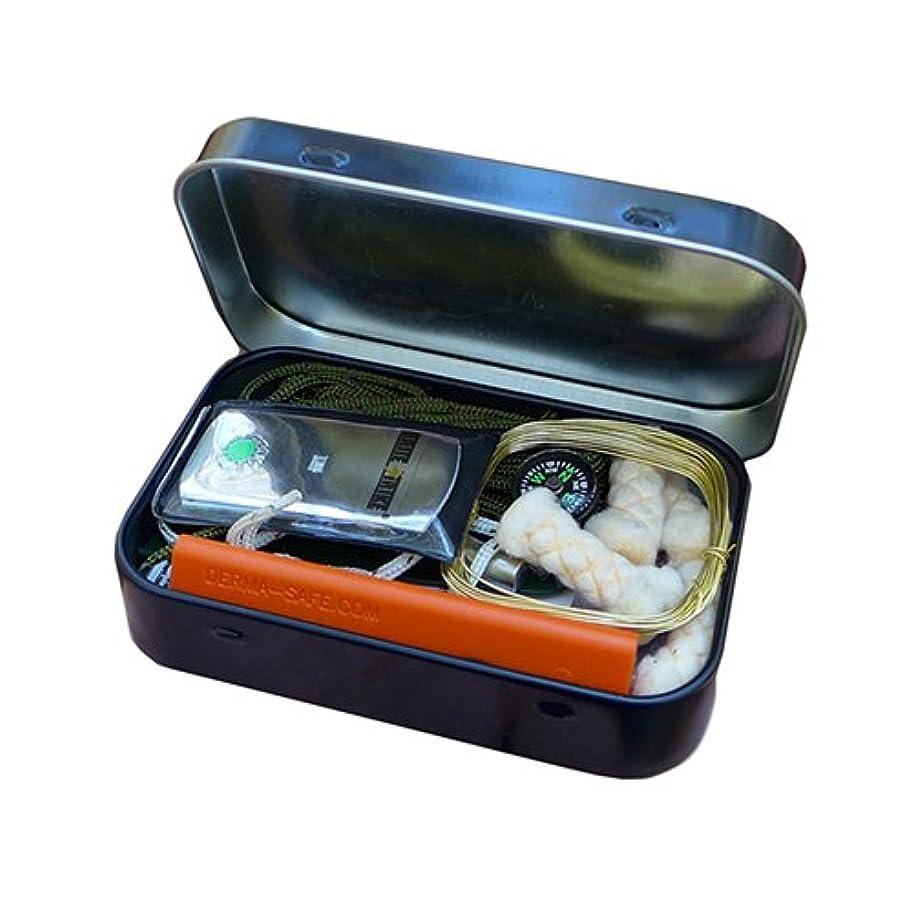 類似性文明化レールESEE Mini Survival Kit In Tin by ESEE Knives