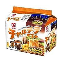 明星食品 チャルメラ 味噌 5食入り×6 BOX ケース