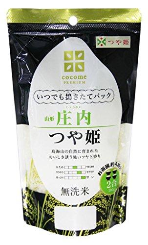 ココメ 山形庄内つや姫(290g)
