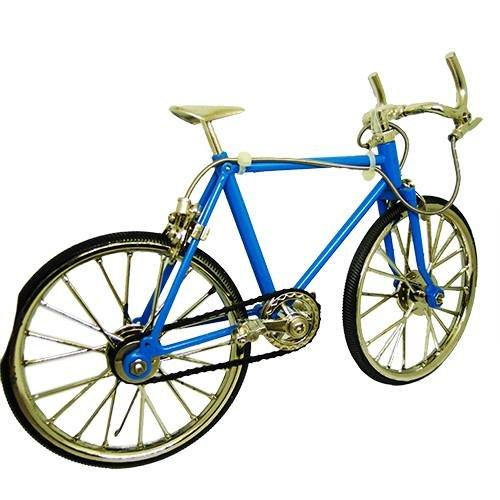 【minbako】リアル ミニチュア 自転車 1/10 合金...