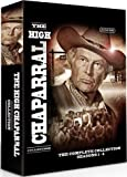 The High Chaparral (Complete Collection) - 30-DVD Box Set ( The High Chaparral (Seasons 1-4) ) [ NON-USA FORMAT, PAL, Reg.0 Import - Sweden ] by Cameron Mitchell