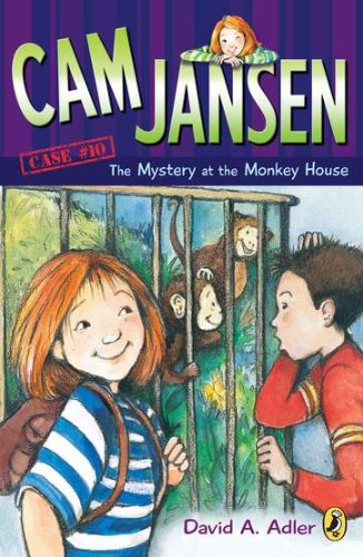 Cam Jansen: the Mystery of the Monkey House #10の詳細を見る