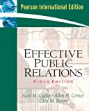 Effective Public Relations: International Edition