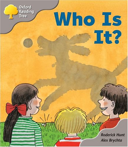 "ORT: Stage 1: First Words: ""Who Is It?""の詳細を見る"