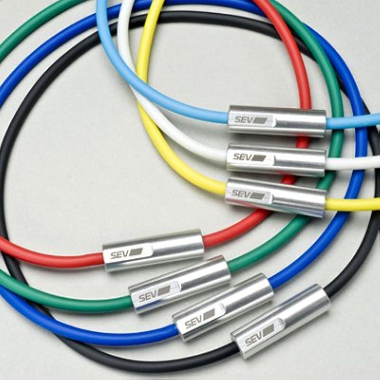 インスタントペナルティ万歳SEVルーパー typeM 【SEV Looper type M セブネックレス】 (ライトブルー, 44 センチメートル)