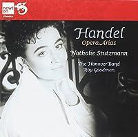 ヘンデル:オペラ・アリア集