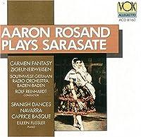 SARASATE:Carmen Fantasy; Zigeunerweisen; Navarra; etc.