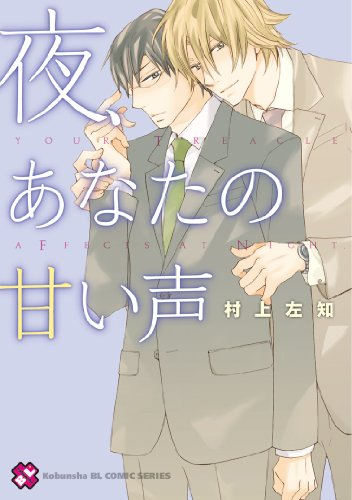 夜、あなたの甘い声 (kobunsha BLコミックシリーズ)の詳細を見る