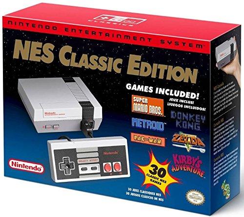 Nintendo Entertainment System NES Classic Edition ニンテンドークラシックミニ ファミリーコンピュータ北米版 [並行輸入品]