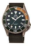 [オリエント時計] 腕時計 スポーツ ダイバースタイル DiverStyle RN-AC0K04E メンズ