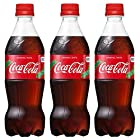 コカ・コーラ 500ml PET×3本
