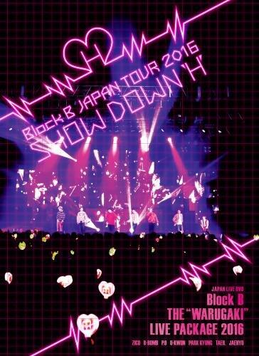 "THE""WARUGAKI""LIVE PACKAGE 2016 [DVD]の詳細を見る"