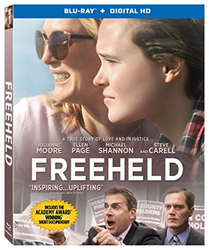 Freeheld [Blu-ray + Digital HD]