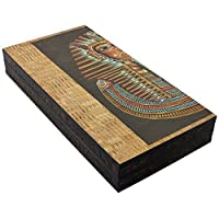 The 19'' Great Sphinx Backgammon Board Game Set