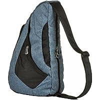 HEALTHY BACK BAG(ヘルシーバックバッグ)デニムツイル Mサイズ