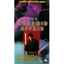 The Android Affair [VHS] [Import]
