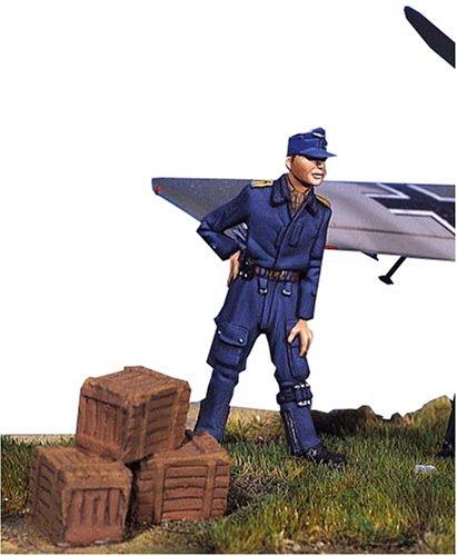 アンドレアミニチュアズ SW-06 German pilot at rest II
