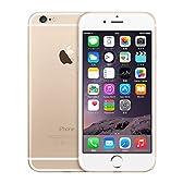 【日本正規品】 SIMフリー iPhone 6 アップル Apple 4.7インチ (128GB, ゴールド)