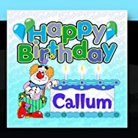Happy Birthday Callum
