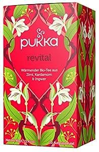 pukka(パッカ) リバタライズ有機ハーブティー20TB