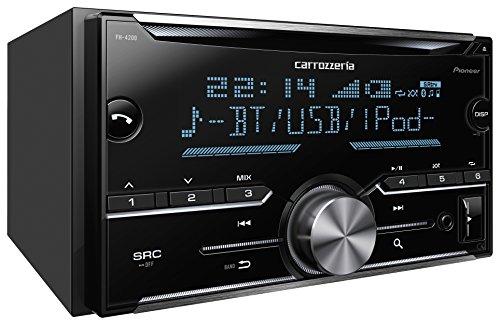 カロッツェリア(パイオニア) カーオーディオ 2Dメインユニット CD/USB/Bluetooth FH-4200