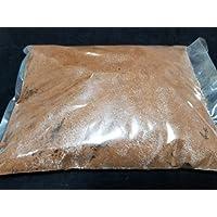 赤枯れマット1.0kg(体積約4.0L) 袋 マルバネクワガタ ネブトクワガタ飼育に必須!
