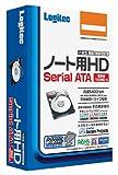 Logitec Serial ATA 内蔵型HD 100GB (2.5型) LHD-NA100SAK