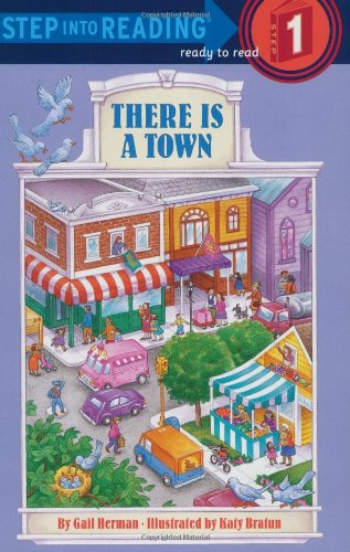 There is a Town (Step into Reading)の詳細を見る