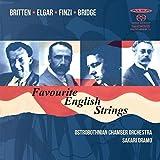 Britten Elgar Finzi Bridge: Fa