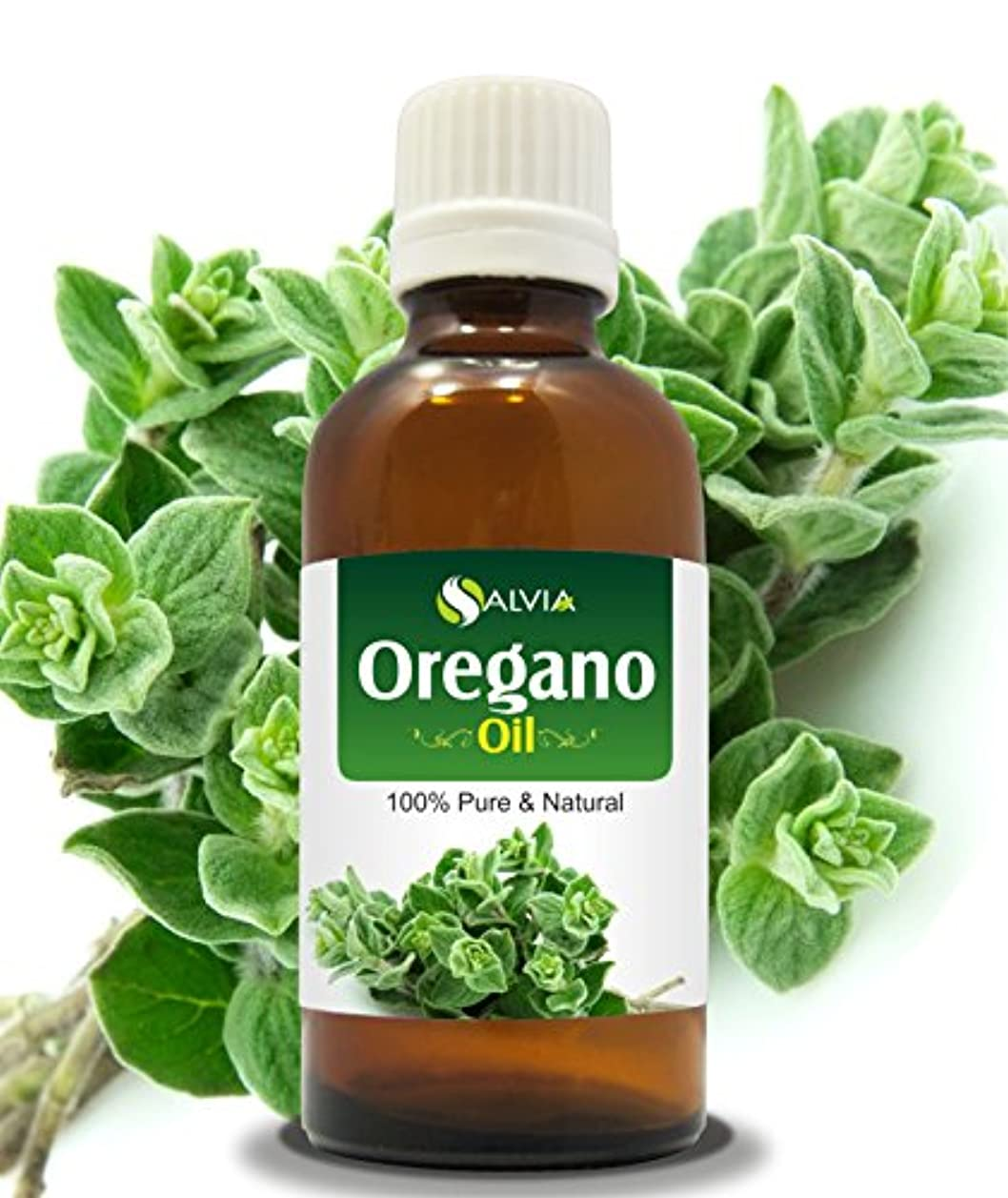 素朴な何もないデッドOREGANO OIL 100% NATURAL PURE UNDILUTED UNCUT ESSENTIAL OIL 30ml by SALVIA