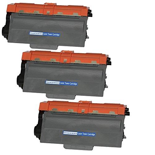 4パック( 3x tn750+ 1x dr720) Nextpage & # 174;トナーカートリッジとドラムユニット互換for Brother tn750/ dr720高Yield