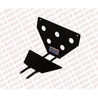 2013–2014フォード・マスタングRoushステージ3rs3sto-n-shoリムーバブルフロントライセンスプレートブラケットby Big Mike 'sパフォーマンスパーツ