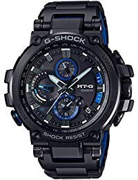[カシオ]CASIO 腕時計 G-SHOCK ジーショック MT-G Bluetooth 搭載 電波ソーラー MTG-B1000BD-1AJF メンズ