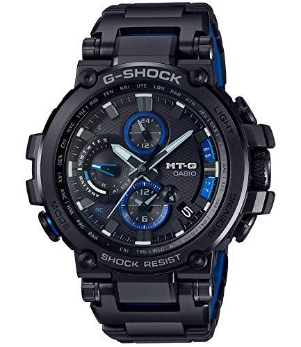[カシオ] 腕時計 ジーショック MT-G Bluetooth 搭載 電波ソーラー MTG-B1000BD-1AJF メンズ ブラック