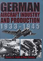 German Aircraft Industry and Production, 1933-45