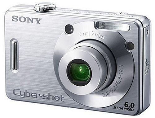 ソニー SONY デジタルカメラ サイバーショット DSC-W50 シルバー DSC-W50