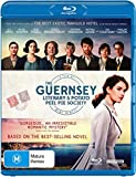 The Guernsey Literary & Potato Peel Pie Society [Regions 2,4] [Blu-ray]