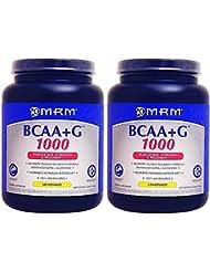 BCAA+G1000 レモネード味 1kg [並行輸入品][海外直送品](Pack of 2)