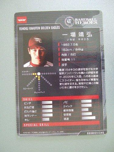 BBH1 黒カード 一場靖弘(楽天)