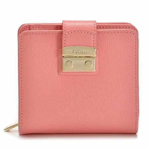 [해외]Furla (훌라) 메트로폴리스 지갑 미니 지갑 METROPOLIS 지갑 PR96 ARE QRT [병행 수입품]/Furla (Furla) Metropolis wallet mini wallet METROPOLIS double fold wallet PR 96 ARE QRT [Parallel import goods]