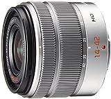 Panasonic 標準ズームレンズ マイクロフォーサーズ用 ルミックス G VARIO 14-42mm/F3.5-5.6 II ASPH./MEGA O.I.S. シルバー H-FS1442A-S