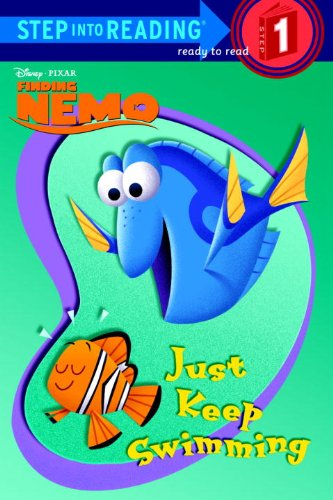 Just Keep Swimming (Disney/Pixar Finding Nemo) (Step into Reading)の詳細を見る