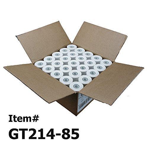 ( 50)ゴリラ供給熱ロール紙2–1/ 4x 85ft vx510vx570fd50t4220by GorillaSupply