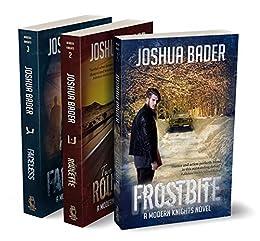 Modern Knights: Books 1 - 3 of Urban Fantasy by [Bader, Joshua]