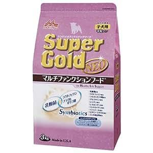 スーパーゴールド ネオ子犬用 3k