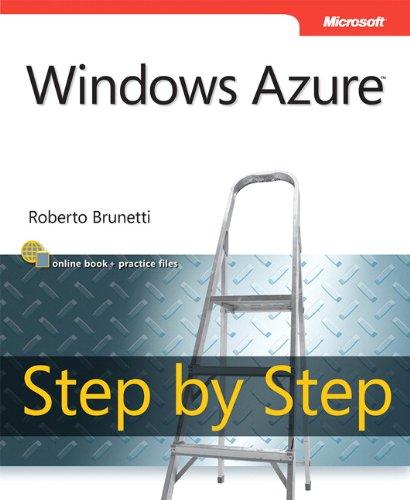 Download Windows Azure Step by Step (Step by Step Developer) 0735649723
