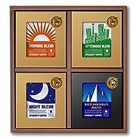 【ギフト包装】マメーズ 高級 ドリップコーヒー 20個入 ギフトセット (4種類20個) 3種のデザインブレンド と ブルーマウンテン ブレンドの贅沢セット お歳暮 内祝 御礼 お中元