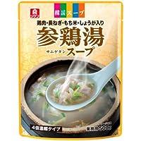 リケン 韓国スープ 参鶏湯スープ(4倍濃縮) 500g