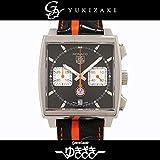 タグ・ホイヤー クロノグラフ モナコ CAW211K.FC6311 ブラック メンズ 腕時計 [並行輸入品]